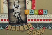 Scrapbook Pages - School / by Lauren Mullarkey