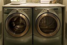 Laundry Rooms / by Lynn Heeney-Amenhauser