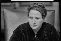 Gertrude Stein / by Nan McCoy