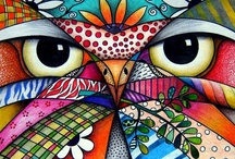 Give a HOOT / by Ellen Angel-Vannoy