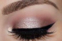 Beauty / beauty, makeup, make up, cosmetics, products, models, beautiful, perfume, NARS, MAC, lipstick, eyeshadow, Too Faced, lashes, eyelashes, palette, looks