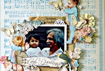 Scrapbook Pages - Graphic 45 / by Lauren Mullarkey