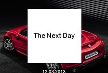 #thenextday / by Alfa Romeo Official