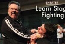Stage Combat / Staged violence in and for the theater