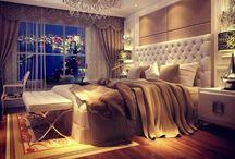 Bedroom Dreams / by Katy Nelson