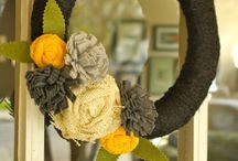 Wreath Project Ideas