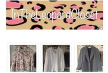 In The Leopard Closet / Shop my Closet! / Your one stop shop for different patterns, vintage clothing, and other found goodies.  Etsy Shop: https://www.etsy.com/shop/InTheLeopardCloset Also check out my blog- www.behindtheleopardglasses.com