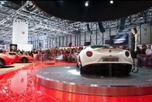 Geneva International Motor Show 2014 / Alfa Romeo at Geneva International Motor Show 2014 / by Alfa Romeo Official