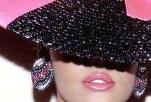 All about the Glitz and Glamour! / over the top fashion