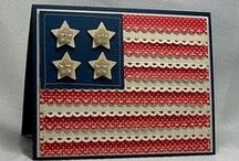 Cards - Patriotic / 4th of July Cards
