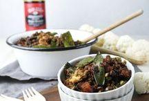 Reisgerichte ❤️ Rice dishes
