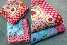 C R A F T S - sewing & crocheting / by Jennie Esplin {Cinnaberrysuite}