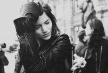 woman / abcdewxyz.tumblr.com /// instagram.com/audreybozzetto  / by Audrey BOZZETTO