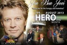 All About Bon Jovi / by Marilyn Gerhard
