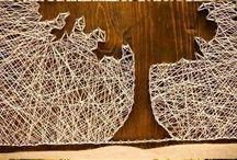 Crafty stuff / by Stephanie Kidd