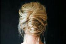C O I F. / hair.