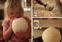 she's crafty! / by Lisa Bessler