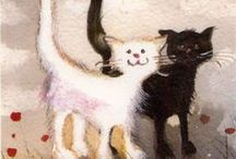 CAT-tastic and then some / by Lillian (Lil) Templeman