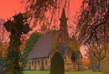 Beautiful Churches and Old Old Cemeteries / by Julie Futch