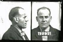 Mugshot Mondays! / This is a series of weekly posts highlighting inmate mug shots in the records of the Virginia Penitentiary.  This series includes inmate photographs of the famous (or infamous), photographs that document the aging process of long-term prisoners, and any other photographs that we found interesting.