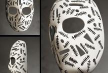 Sports / NHL Classic Masks / by Ken Dusenberry