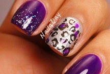 Nail Color Ideas / by Rylee Reese