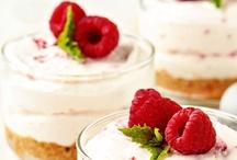 Desserts & sweet treats / by Robin Rogness