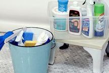 Cleaning Tips / by Kay Jones