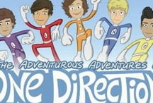 ONE DIRECTION!!! / by Syd Malik
