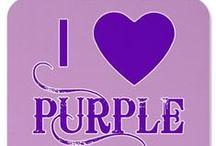 Color Purple / by Marilyn Gerhard