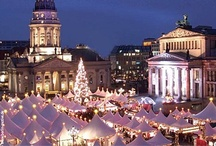Christmas Markets / by MyTravel Your Way