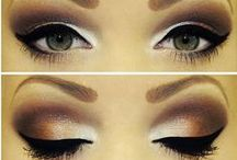 makeupmakeupmakeup!<3 / by Ashley Corradene