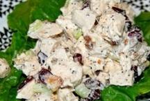 Edibles/Salad/Chicken