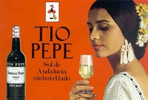 Tio Pepe anuncios años 70 / Tio Pepe ads from the decade of the 70´s