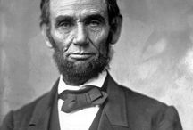 All About Our 16th President / by Marilyn Gerhard