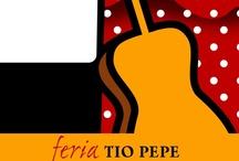 Tio Pepe en la Feria de Jerez