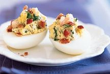 Deviled Eggs / by Pete & Gerry's Organic Eggs