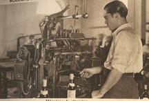 Maquinaria Antigua / Antique Machinery