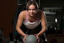 H E A L T H Y and F I T - Workouts / by Jennie Esplin {Cinnaberrysuite}
