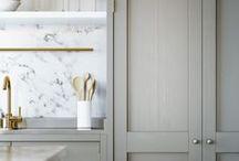 K I T C H E N. / kitchen- the balance between worn & beautiful.