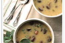 Edibles/Soup/Mushroom