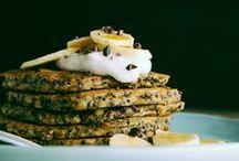 Recipes - Breakfast / or brunch, or maybe dessert...