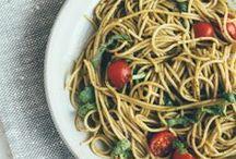 Recipes - Pasta & Grains