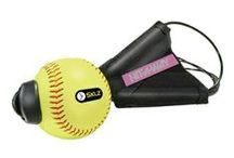 Softball Training Aids / Because practice makes perfect! / by Softball Rampage
