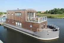 New House boat / just for us to share / by Marc Dupont