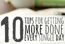 //ORGANIZACIÓN// Get it organize / Tips y consejos para mantenerte organizada y planificar tu día