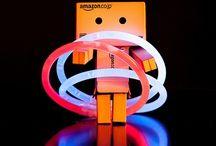 Amazon box guy / by C.