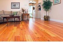Wood Flooring: Legacy Heart Pine Vintage Engineered- Antique Legacy Heart Pine