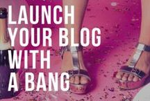 Grow Your Blog / Tips and tricks related to #blogging. Meant to help us run more organized, purposeful, and profitable blogs. I'm here to help you grow your traffic, build a following on social media, create great content, improve your design, and feel confident promoting your stuff on social media. Let's do this!