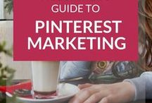 Pinterest Marketing / Let's make you popular on social Pinterest. Here's how to generate a buzz and connect with others to grow your following and market your blog or business on social media.
